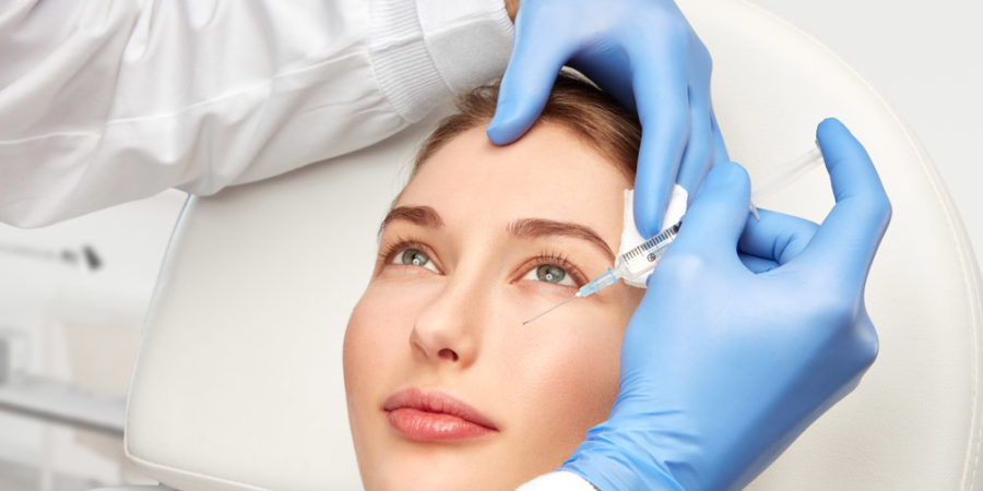 One day in the clinic of aesthetic medicine